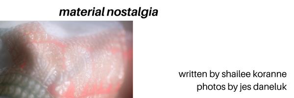 material-nostalgia